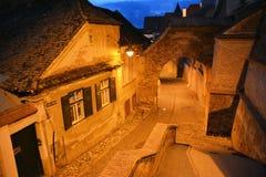 Sibiu, romania Royalty Free Stock Images