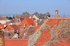 Sibiu, Romania Royalty Free Stock Image