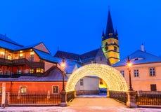 Sibiu, Romania Royalty Free Stock Photo