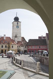 Sibiu, Romania Stock Images