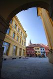 Sibiu, Roumanie Image libre de droits