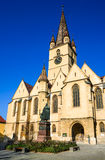 Sibiu, Rumänien Stockfotografie