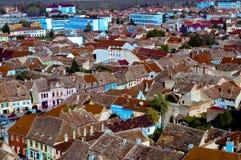 Sibiu, Rumänien Stockfoto