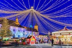 Sibiu, Rumania Fotografía de archivo