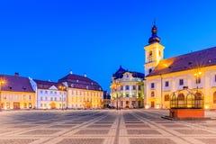 Sibiu, Rumania fotografía de archivo libre de regalías