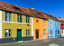 Sibiu, Rumänien Stockbild
