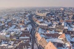 Sibiu Rumunia Zdjęcie Royalty Free