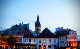 Sibiu Royalty Free Stock Photos