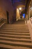 Sibiu street royalty free stock photos