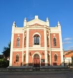 Sibiu synagogue Royalty Free Stock Photos