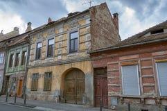 Sibiu, town in Transylvania, Romania. Royalty Free Stock Image