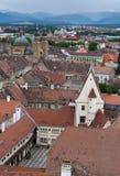 Sibiu a Transilvânia Romania Imagens de Stock Royalty Free