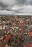 Sibiu Transilvania Rumania Fotos de archivo libres de regalías