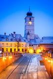 Sibiu, Transylvania, Romanai Stock Images