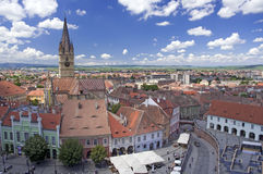 Sibiu Transylvania Romania Stock Photography