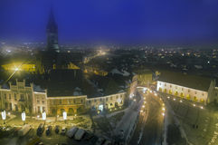 Sibiu Transylvania Romania Stock Photo