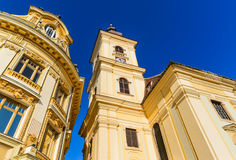 Sibiu, Transylvania, Romania Royalty Free Stock Photos