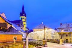 Sibiu. Transylvania, Romania Royalty Free Stock Image