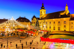 Sibiu, Transylvania. Romania. Royalty Free Stock Photography