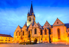 Sibiu, Transylvania, Romania Stock Photo