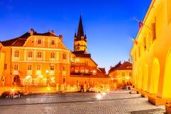 Sibiu, Transylvania, Romania - Liars Bridge Royalty Free Stock Image