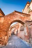 Sibiu, Transylvania, Romania - Passage of the Stairs Stock Photo