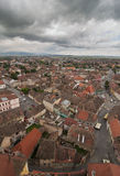Sibiu Transylvanie Roumanie Photos libres de droits
