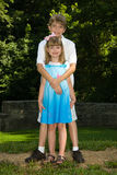 Sibling Love Royalty Free Stock Photography