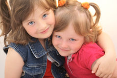 Sibling. Royalty Free Stock Photography