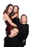 Siblings Stock Image