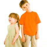Siblings Stock Photos
