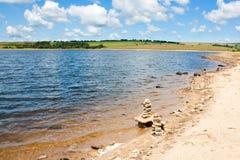 Siblyback Lake Royalty Free Stock Photography