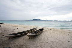 Sibuan wyspa Semporna Sabah Malezja Obrazy Royalty Free