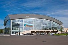 Sibur-Arena in St Petersburg Russland Lizenzfreies Stockfoto