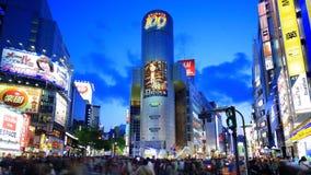 Sibuya,Tokyo,Japan stock footage