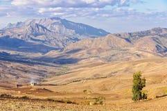 Sicani góry - Sicily Fotografia Stock