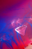 Sich hin- und herbewegende Plastikperlen Stockbilder