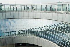 Sich hin- und herbewegendes Garten-Observatorium Lizenzfreies Stockfoto