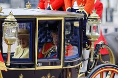 Sich sammeln die Farbe, London 2012 Lizenzfreies Stockbild