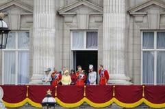 Sich sammeln die Farbe, London 2012 Stockfotos