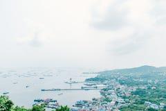 Sichang海岛 免版税库存照片