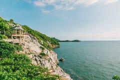 Sichang海岛 免版税库存图片