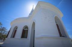 Sichang church. At Sichang island,Thailand Royalty Free Stock Images