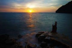 Sichang island (koh Sichang). Koh Sichang Chon Buri Thailand Stock Images