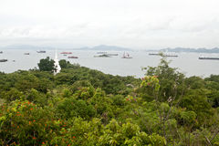 Sichang island near Sriracha (Chonburi) Royalty Free Stock Photo