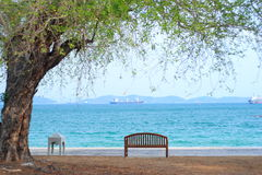 Sichang island,Thailand Stock Images
