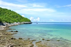 Sichang island,thailand. Stock Images
