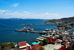 Sichang Island, Thailand Royalty Free Stock Photos