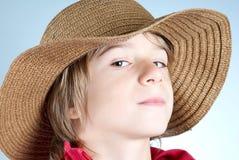 sicheres Kind Lizenzfreies Stockfoto