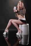 Sicheres Trinken Stockfotos